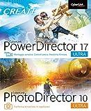 CyberLink PowerDirector 17 | Ultra & PhotoDirector 10 Ultra Combo | PC | Codice d'attivazione per PC via email