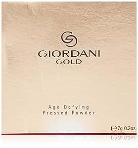 Giordani Gold Age Defying Pressed Powder - Natural 7g