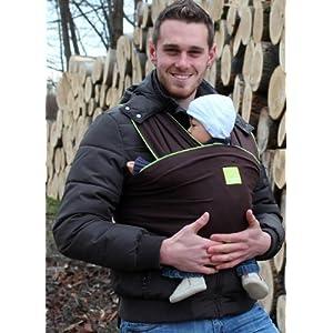 Patapum Baby Wrap (Marsala)   10