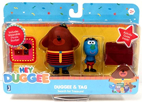 Hey Duggee Duggee and Tag Search for Treasure