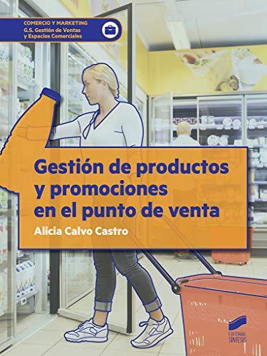 Gestión de productos y promociones en el punto de venta (Comercio y Marketing)