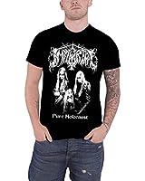 Immortal Holocaust Official Mens New Black T Shirt