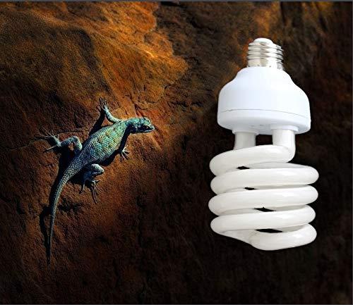 Heizungs Lampe Wärmestrahler Ultraviolette Glühbirne E27 10.0 Uvb 13W Pet Reptile Light Glow Lampe Tageslichtlampe Für Amphibien
