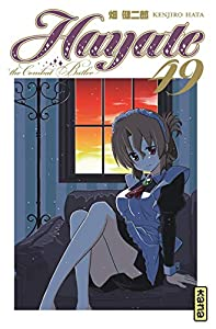 Hayate The combat butler Edition simple Tome 49