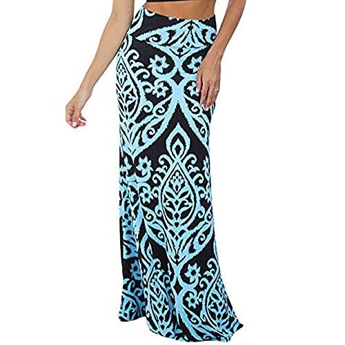 0d67389ca Vectry Faldas Azul Falda De Flamenca Niña Faldas Largas Verano Mujer Faldas  Cortas Fiesta Falda De Tul Faldas De Tubo Mujer Falda Vaquera Falda MUDI ...