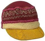 Dohm- Icebox, LLC XOB Knit Cap Standard Visier, Damen Herren, Brights