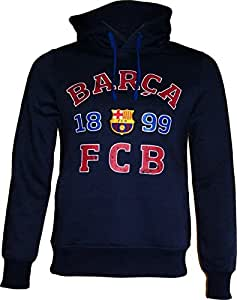 Sweat shirt Barça - Collection officielle FC BARCELONE - Taille adulte Homme XL