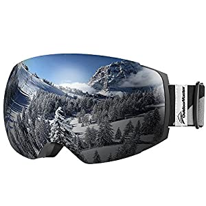 ski goggles pro OTG outdoor master