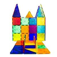 Magnetic And Discovery Crea le tue costruzioni magnetiche per giocare all'infinito: la tua immaginazione non ha limiti Un prodotto ultra resistente con colori luminosi e moderni, adatto per i bambini Parti magnetiche: magnetizzate, i pezzi rimangono ...