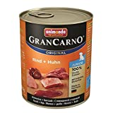 Animonda Animonda Dog Dose GranCarno Junior Rind & Huhn 800g