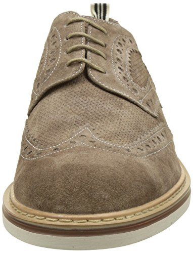 Stonefly Alby 1, Scarpe Stringate Uomo Grigio (Dove 814)