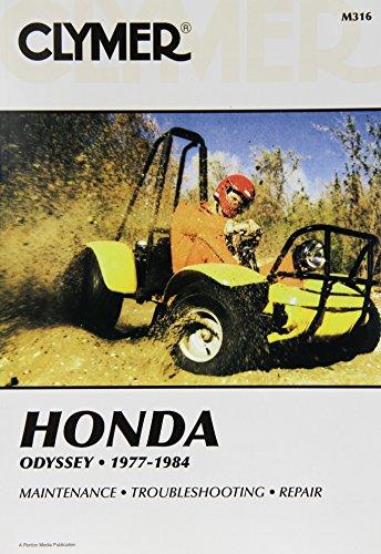 Clymer Honda Odyssey (1977-1984)