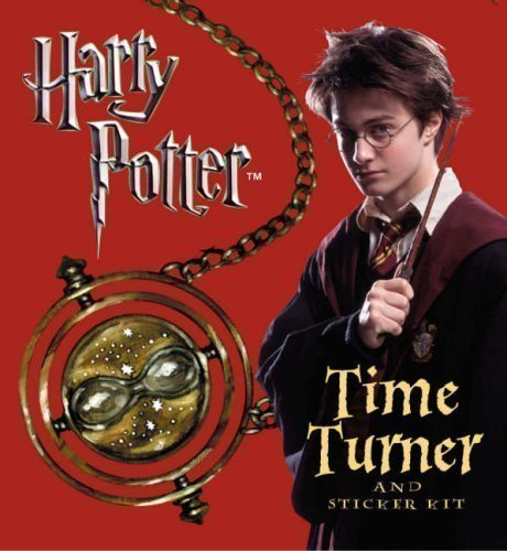 "The ""Harry Potter"" Time Turner and Sticker Kit (Running Press Mega Mini Kits) by unknown Min edition (2007)"