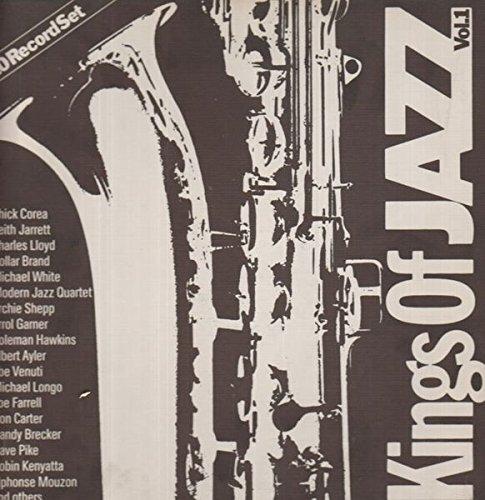 Kings of Jazz Vol. 1 - 10 Record Set [10xVinyl] Albert King-box