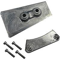 Tecnoseal 20709al ánodo de aluminio Kit
