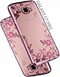DORRON Fashion Girls Samsung Galaxy C7 Pro Rose - Best Reviews Guide