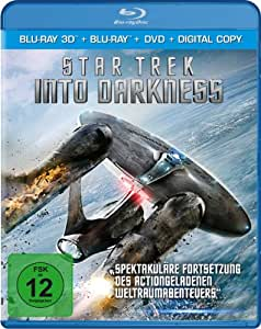 Star Trek 12 - Into Darkness  (+ Blu-ray) (+ DVD) (inkl. Digital-Copy)