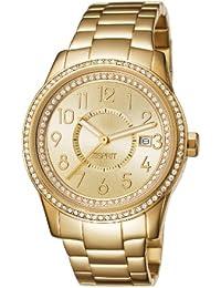 Esprit Analog Gold Dial Women's Watch - ES105432007