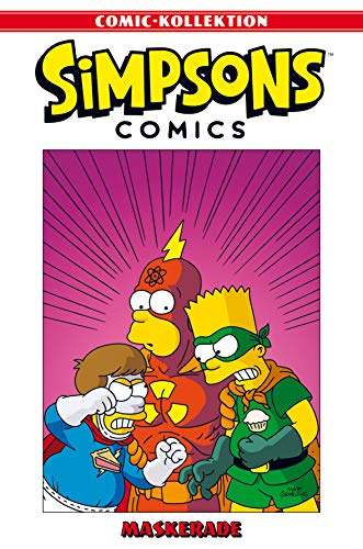 (Simpsons Comic-Kollektion: Bd. 25: Maskerade)
