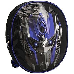 Transformers TRANS001016 – Mochila Negro Negro