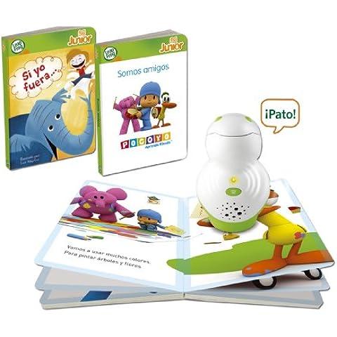 Leap Frog - Pack de dos libros Somos amigos + Si yo fuera, incluye patito (00616)