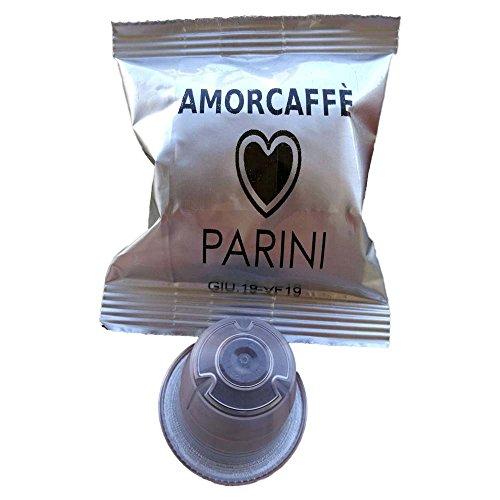 Amorcaffe 100 Nespresso Compatible Capsules - Parini taste