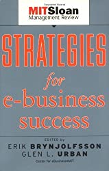 [(Strategies for e-business Success)] [by: Erik Brynjolfsson]