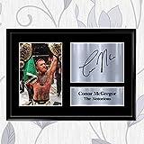 Conor McGregor gedruckter Autogramm, gedrucktes Photo,