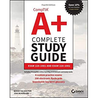 CompTIA A+ Complete Study Guide: Exam 220-1001 and Exam 220-1002