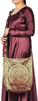 Señoras étnicas Mandala Diseño Bolso del Hippie de Boho
