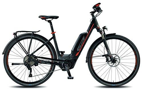 KTM E-Bike Power Sport 10 CX5 13,4 Ah Damen schwarz 2018