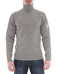 Ritchie - Pull Col Roule Luzano - Homme