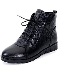 donna Amazon Ankle da Scarpe Stivali e Scarpe it Plateau Boots q0x7wgCq