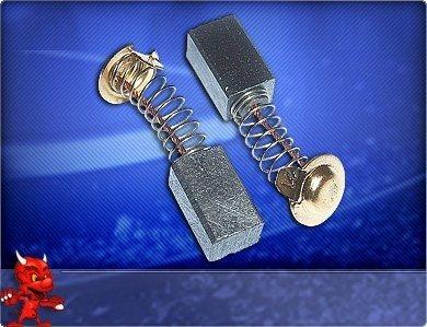 Kohlebürsten für Hitachi Stichsäge CJ60, CJ60T, CJ60V, JCJ65V, Kantenfräse M6SA , M6SB