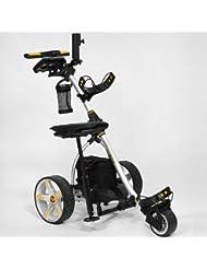 bat-caddy X3R eléctrico Golf Caddy + libre Pack de accesorios