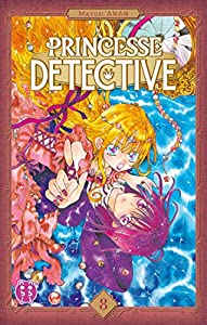 Princesse Détective Edition simple Tome 8