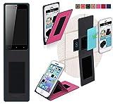 Gionee Pioneer P5W Hülle in Pink - innovative 4 in 1