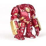 N10BD Marvel Avengers Iron Man Hulk Buster Llavero