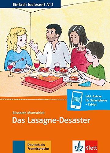 Das lasagne-desaster, libro (Deutsch als Fremdsprache) por Vv.Aa