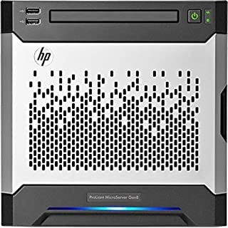 HP ProLiant MicroServer (Gen8, G1610T, 1P, 4 GB-U, B120i, SATA-Server)