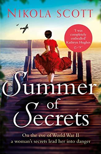 eba9ea88c14c Summer of Secrets  A riveting and heart-breaking novel about dark secrets  and dangerous