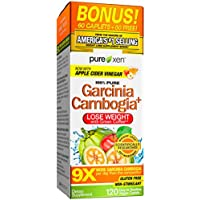 Purely Inspired Garcinia Cambogia Plus Tablets (1600mg of Garcinia per serving ), 100 Count