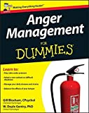 Anger Management For Dummies by Gillian Bloxham (2010-06-29)