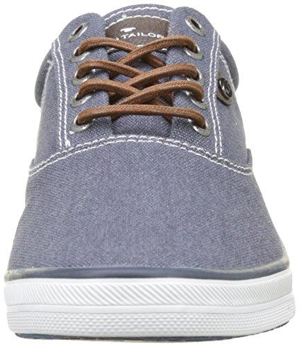 TOM TAILOR Herren 2781502 Sneaker Blau (Navy)