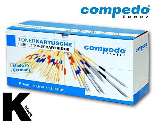 Compedo Premium Toner black/schwarz mit neuem Chip (25.000 Seiten) ersetzt Kyocera TK-855K Nr. 1T02H70EU0 für Kyocera Mita TASKalfa 400 ci, TASKalfa 500 ci, TASKalfa 552 ci, CS 400ci, CS 500ci, CS552ci u. a. - Tk 25 Laser