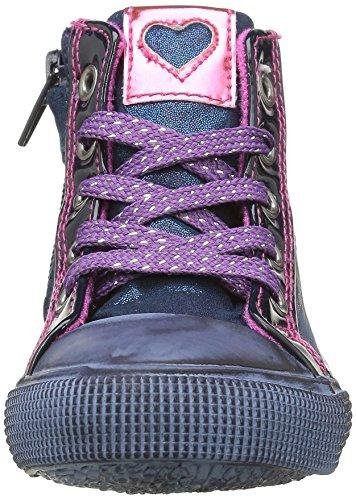 Agatha Ruiz de la Prada Acha, Sneakers Hautes Fille Bleu (A Azul)
