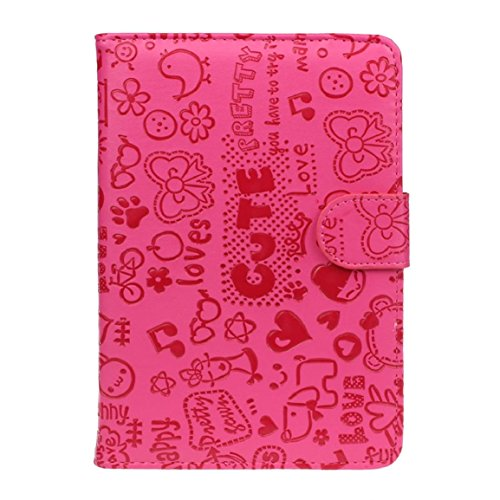 ukamshoptmfor-7-inch-android-tablet-new-universal-leather-flip-stand-case-cover-hot-pink