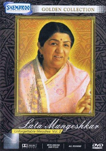 Golden Collection (Golden Collection. Unforgettable Melodies Vol. 2. Lata Mangeshkar. [Import])