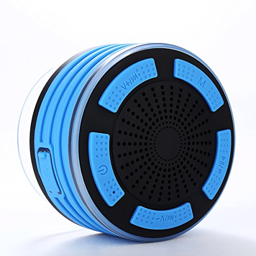 Bluetooth-Ducha-altavoz-haissky-Certificado-Impermeable-Manos-Libres-Inalmbrico-pares-para-todos-Bluetooth-dispositivos-Samsung-iPhone-iPad-iPod-PC-FM-Radio