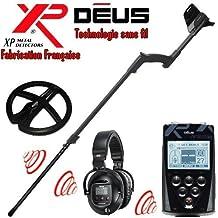 XP Metal Detectors Detector de metales Deus Full 2- tecnología inalámbrica Mando
